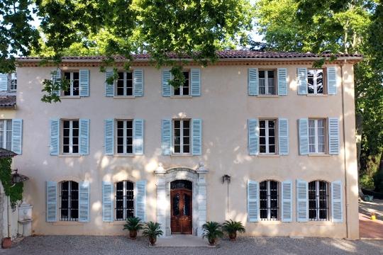 Château Gairoird - www.pixair83.fr
